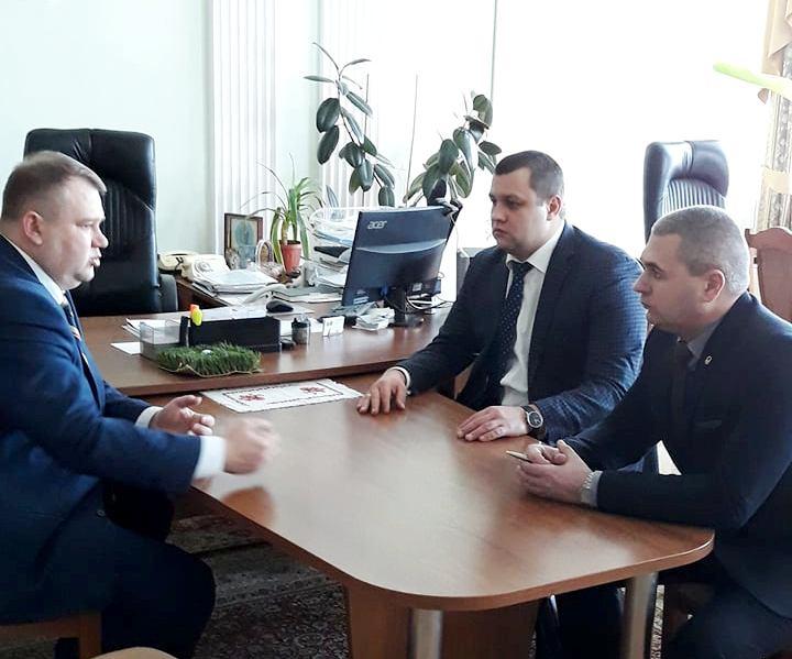 Андрій Гижко перший зам голови облдержадміністрації