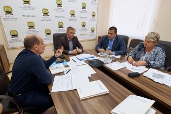 Про житло для мешканців Донбасу – з головою Донецької ОДА