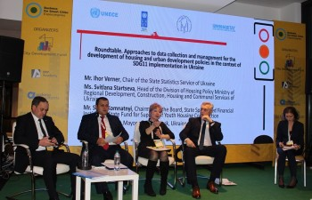 The Fund Co-organized the International Conference on Achieving Sustainable Development Goals
