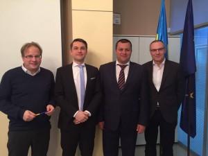 Співпраця з німецькими партнерами– в інтересах громадян України
