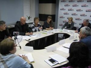 Проблеми ВПО обговорили на Чернігівщині