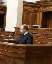 Держмолодьжитло: доповідь у Верховній Раді України