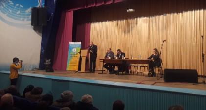 Зібрання щодо проблем ВПО у Вінниці: житлові питання – в центрі уваги