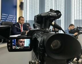 Прес-конференція про нові умови державної програми «Доступне житло»