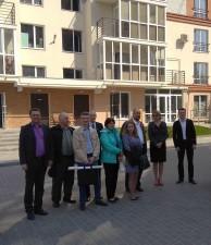 Громадам Полтавщини розповіли про доступне житло