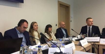Робоча поїздка на Балкани – вивчення досвіду захисту прав ВПО