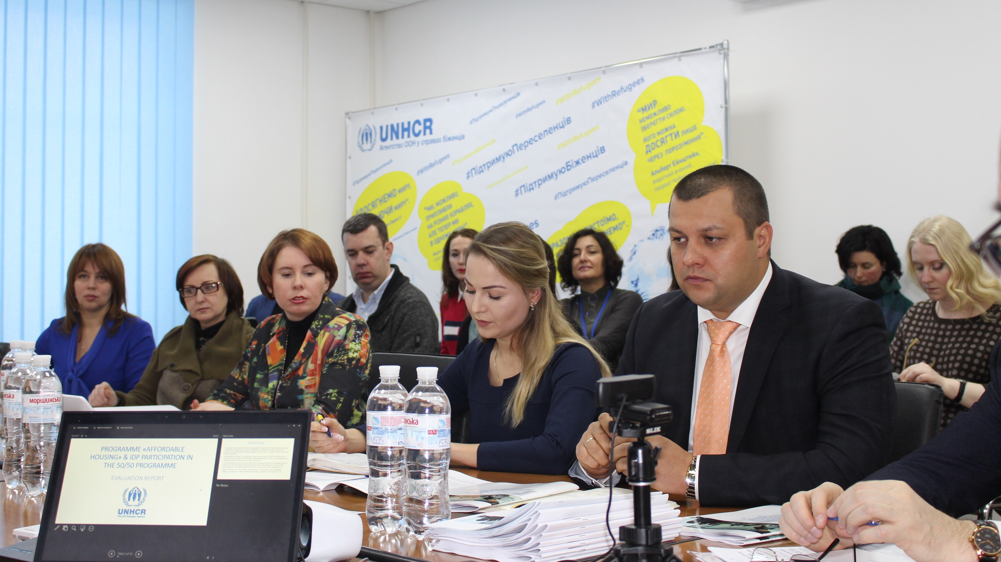99 Percent of Participants of the Affordable Housing Programme Trust the Fund – UNHCR