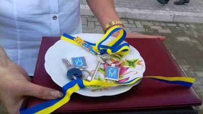 На Луганщині молоді родини отримали квартири за місцевою програмою пільгового кредитування