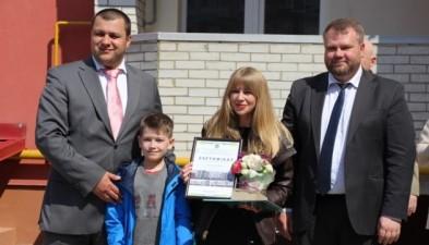 У Вінниці здано в експлуатацію ще один будинок за програмами Фонду