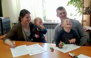 Харків: нову оселю – молодій родині