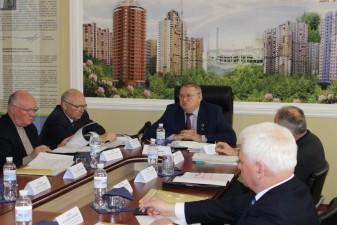 Будівельна палата України підбила підсумки 2017 року