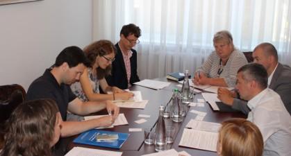 Представників ООН цікавить впровадження програми Доступне житло для ВПО