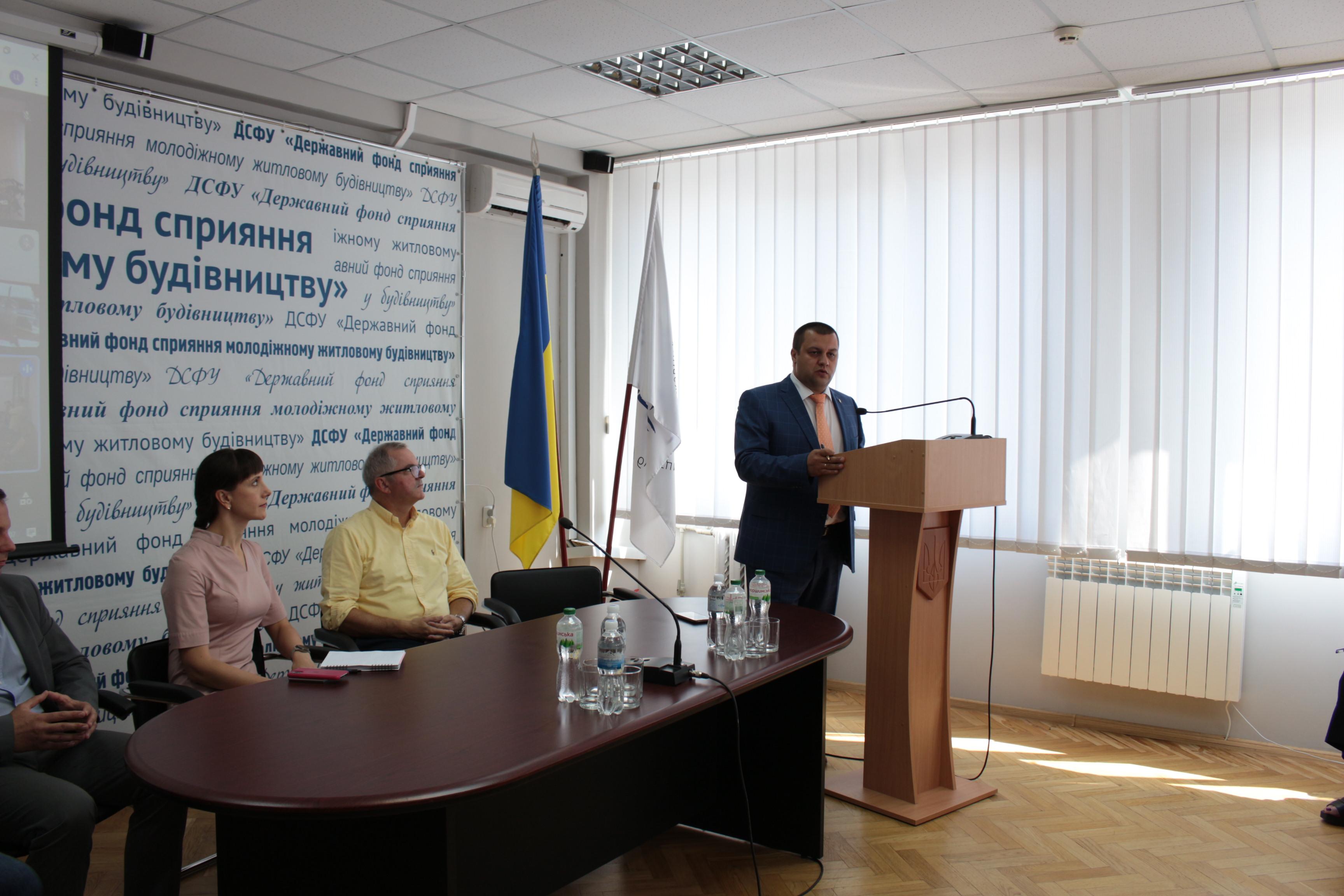 Serhii Komnatnyi: Cooperation with international partners unlocks new opportunities