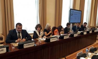 Сергій Комнатний виступив на сесії ЄЕК ООН