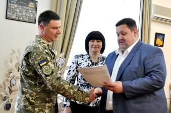 Житомир: учасник АТО отримав пільговий житловий кредит