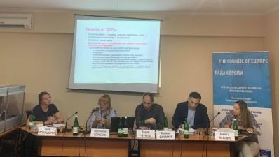 Внутрішнє переміщення в Україні: від викликів до дій